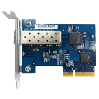 QNAP LAN-10G1SR Single-port 10 Gigabit SFP+ Network Expansion Card