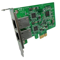 QNAP LAN-1G2T-I210 Dual-port 1 GbE Gigabit Network Expansion Card