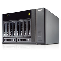 QNAP REXP-1000 Pro 10-bay SAS/SATA/SSD RAID Expansion Enclosure for Turbo NAS