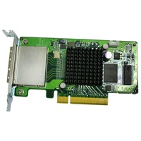 QNAP SAS-6G2E-U G SAS DUAL-WIDE-PORT STORAGE EXPANSION CARD