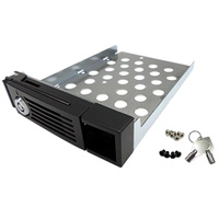 "QNAP SP-TS-TRAY 2.5""/3.5"" Hot Swap HDD Tray - Black"