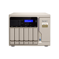 QNAP TS-877-1700-16G 8-Bay Diskless NAS - AMD Ryzen 7 1700 8-Core CPU 16GB