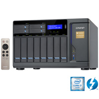 QNAP TVS-1282T-i7-32G 12 Bay Diskless TurboNAS i7-6700 32GB RAM