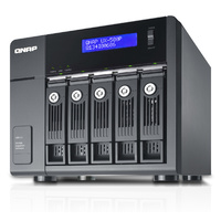 QNAP UX-500P 5 Bay Economical RAID Expansion Enclosure For Turbo NAS