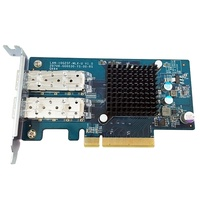 QNAP LAN-10G2SF-MLX Dual-port 10Gigabit Ethernet SFP+ Network Expansion Card