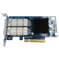 QNAP LAN-40G2SF-MLX Dual-port 40GbE SFP+ Network Expansion Card