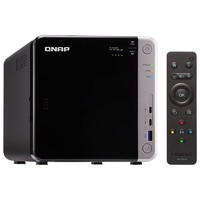 QNAP TS-453BT3-8G 4 Bay Thunderbolt 3 Diskless NAS Intel Celeron Quad Core CPU 8GB RAM