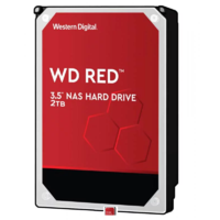 "Western Digital WD WD20EFAX Red IntelliPower 2TB 3.5"" SATA NAS Hard Drive"